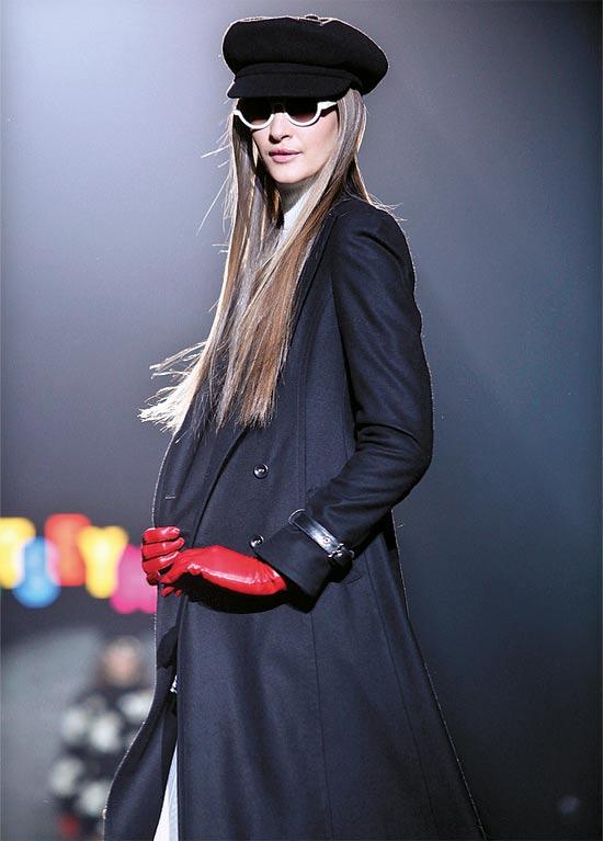 אופנה, בטסי ג'ונסון / צלם: רויטרס